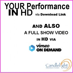 Your Performance + Full Show in HD