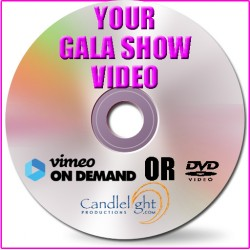 Your Show Video - HD or DVD