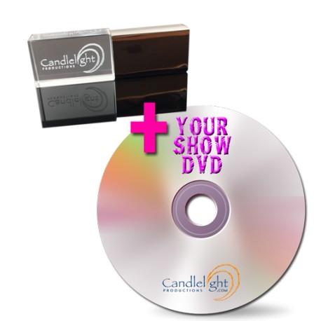 Bling Drive + DVD