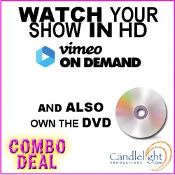 COMBO: ECC Show DVD + HD On-Demand Stream